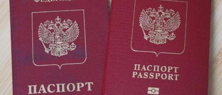 Виды загранпаспортов РФ - госуслуги, заявление, какой выбрать
